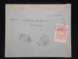 TURQUIE - ANATOLIE - Enveloppe  Des Années 1920 - Aff. Plaisant - à Voir - Lot P8561 - 1858-1921 Empire Ottoman