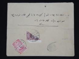 TURQUIE - ANATOLIE - Enveloppe  Des Années 1920 - Aff. Plaisant - Demi Timbre -  à Voir - Lot P8563 - 1920-21 Anatolië