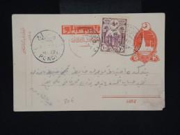 TURQUIE - Entier Postal + Complément Des Années 1920 - Aff. Plaisant - à Voir - Lot P8565 - 1858-1921 Empire Ottoman