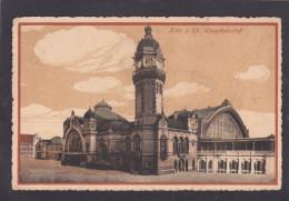 Old Card Of Hauptbahnhof,Koln A Rh,Koeln,Germany, J1. - Koeln