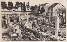 Croatie - Solin - Salonae - Salona - Archéologie - Musique Saxophone - Croatie
