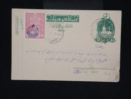 TURQUIE - Entier Postal ( Léger Pli ) + Complément Des Années 1920 - Aff. Plaisant - à Voir - Lot P8568 - 1858-1921 Empire Ottoman