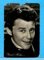 **Gérard PHILIPE (*1922 à Cannes - +1959 à Paris) ** Acteur Francais   -  Editeur : STARFOTO.  N°1289 - Célébrités