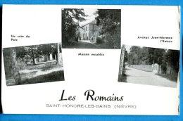 Madd571, Les Romains, Non Circulée - Saint-Honoré-les-Bains