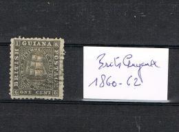 British Guyana - Stamp To Inspect - à Inspecter - British Guiana (...-1966)