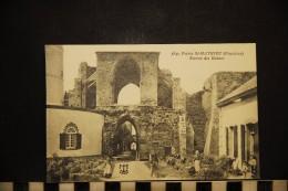 CP, 29, Pointe ST MATHIEU Entrée Des Ruines N°5840 Edition FT Brest - Autres Communes