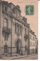 95a011 - CPA 95 PONTOISE. LA CAISSE D'EPARGNE 1908 - Pontoise