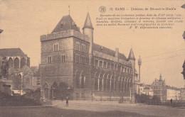Belgica--Gand--Chateau De Gerard-le -Diable - Castillos