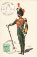 Chasseurs à Pied - Tambour-Major - Uniforms