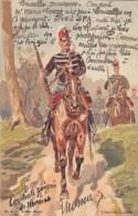 Armée Belge - Chasseurs à Cheval - 1905 - Uniforms