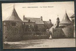 CPA - BRIGNOGAN - Le Vieux Manoir - Brignogan-Plage