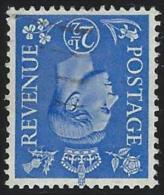 England             Yvert      213b            O                         Gebruiokt  /  Cancelled - 1902-1951 (Koningen)