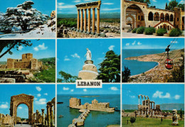 LEBANON     MULTIVEDUTE       (NUOVA) - Libano