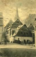 BACHARACH - RHEINLAND-PFALZ - DEUTSCHLAND - SCHÖNE BELEBTE ANSICHTKARTE 1914. - Bacharach