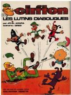 Clifton   Les Lutins Diaboliques  Tome 10 Par JO-EL AZARA  Scénario  Greg - Other Authors