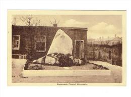MIDDELKERKE - Gedenkstein Friedhof - Nr.168 Militâramtlich Genehmigt - Verlag F. Stünkel Elberfeld - Middelkerke