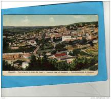 NAZARETH- Vue Prise De La Route  De Cana -beau Plan D'ensemble- Années 1910-20 - Palestine