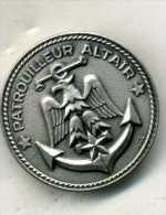 Insigne Patrouilleur ALTAIR___FIA - Marine