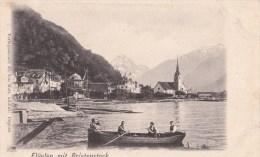 Flüelen Mit Bristenstock/ Réf:C3162 - UR Uri