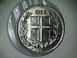 Islande 10 Aurar 1966 - Iceland