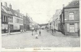 Bailleul NA1: Rue D'Ypres - France