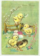 Buona Pasqua Viaggiata F.g. Ottimo Stato - Pasqua