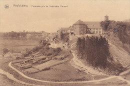 Neufchâteau - Panorama Pris De L'ardoisière Pierrard (imprimerie Petit, Automobile) - Neufchâteau
