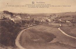 Neufchâteau - Panorama Pris De La Butte Derrière St Michel (imprimerie Petit) - Neufchâteau