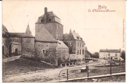 ROLY LE CHÂTEAU -FERME CACHET FELDPOST MARIEMBOURG 1915 Re676 Philippeville - Philippeville