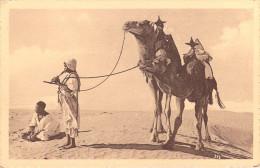Afrique > Algérie -La Musique Du Désert (Collection Artistique L´Afrique R.PROUHO  393) * PRIX FIXE - Algérie