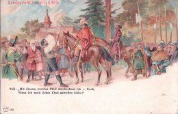 Schiller´s Wilhelm Tell N°9, Litho Couleur (5069) - Histoire