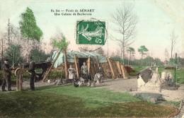 Foret De SENART - Une Cabane De Bucherons - France