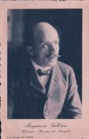 Benjamin Valloton, Ecrivain, Parrain Des Aveugles (7) - Ecrivains