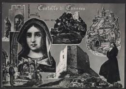 AC99       Reggio Emilia - Canossa - Castello Di Canossa Sec. XI - Reggio Nell'Emilia