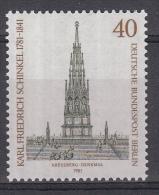 Berlijn - Geburtstag Von Karl Friedrich Schinkel (1781-1841) - Baumeister Und Maler - MNH/postfris – M 640 - [5] Berlijn