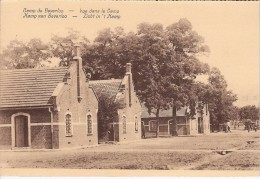 Oudste Bakstenen Troepenblokken - Leopoldsburg (Kamp Van Beverloo)