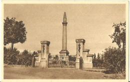 54 - PIERREPONT - L´entrée Du Cimetière National Et Monument - Non Circulée - Francia