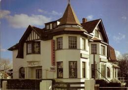KNOKKE-HEIST-DUINENDREEF-HOTEL-RESTAURANT LES PINGOUINS-propriétaires  Engelen-Baeckelmans - Knokke