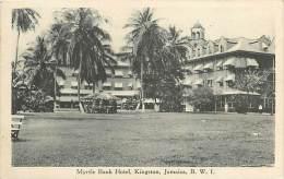 Réf : D-15-3444 : MYRTLE BANK HOTEL KINGSTON JAMAICA B.W.I. - Jamaïque