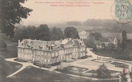 19o - 51 - Environs De Sermaize-les-Bains - Marne - Château De Jeand'heurs - Vue Générale Château, Cour D'honneur - Sermaize-les-Bains