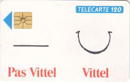 T42 - France Phonecard, 120 Units, Vittel, Used, 2 Scans - Frankrijk