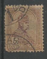 Francois Joseph L 5k Brun Lilas - Oblitérés