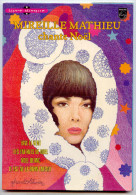 Livre Disque - Mireille MATHIEU Chante Noël  - Philips 6299 039 - Etat NEUF - Christmas Carols