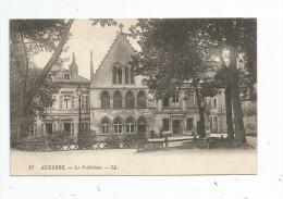 Cp , 89 , AUXERRE , La Préfecture , Vierge - Auxerre