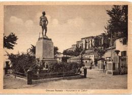 Lazio-roma-olevano Romano Monumento Ai Caduti Veduta Particolare - Italia