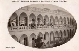 Beyrouth : pensionnat St Joseph de l'Apparition, fa�ade principale