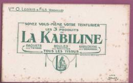 1 Buvard  La Kabiline - Buvards, Protège-cahiers Illustrés
