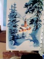 BUON NATALE ILLUSTRATA S BONELLI  VB1965 EW2273 - Natale