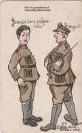 Pas De Permission! / Onnoodig - Geen Verlof / 1923 - Humour