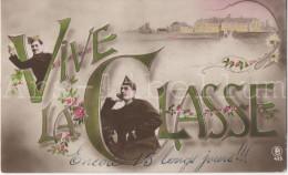Vive La Classe / Encore 15 Longs Jours / 1924 - Humour